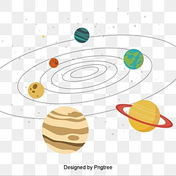 Sistema Solar Png Vetores Psd E Clipart Para Download
