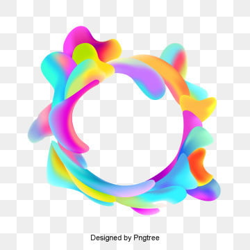 abstract geometry bright color fluid pattern, Geometry, Fluids, Patterns PNG and PSD