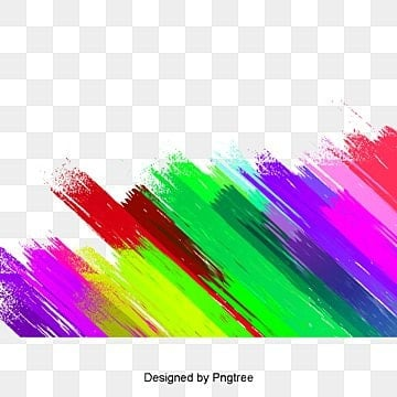 Ink color dynamic, Color, Abstract, Shading Background PNG and PSD