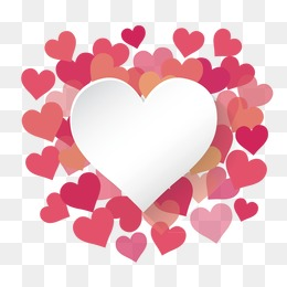 Love Heart, Valentine's Day, Love, Heart-shaped PNG and Vector