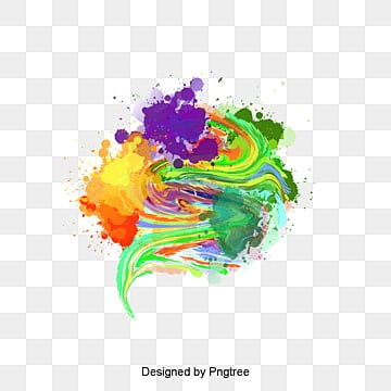 abstract color circle, Abstract, Underlay, Color PNG and PSD