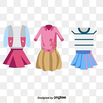Girl in blue uniform - 2 5