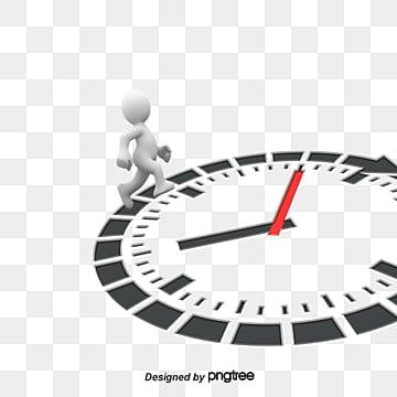 Negocio,3d gente,Tiempo, Negocio, 3d Gente, Tiempo PNG y PSD