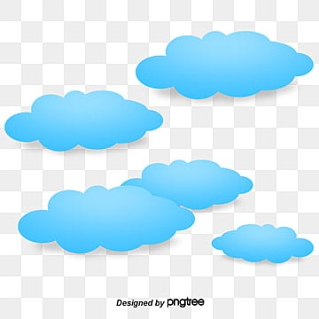cartoon clouds, Cartoon, Clouds, Cartoon Vector PNG and Vector