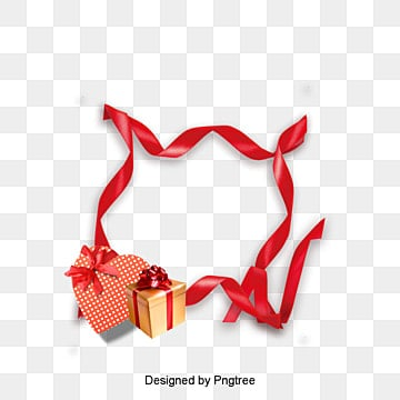 Gift Ribbon, Gift, Ribbon PNG and PSD