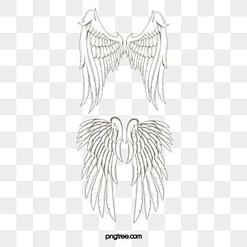 крылья, Аниме, ангел, крыльяИзображение PNG