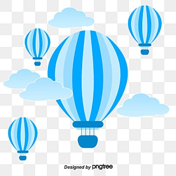 cartoon balloon, Cartoon Clipart, Balloon Clipart, Simple PNG and PSD