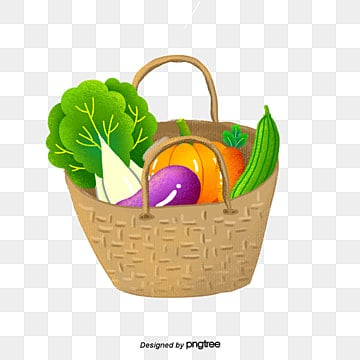 3d cartoon 3d creative creative fruit,beautifully fresh fruit and vegetable basket, Cartoon Clipart, Food Painted Image, Food Pattern PNG Image and Clipart