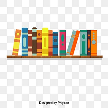 Educational Books Bookshelf Child Education PNG And Vector