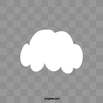 Cartoon Cloud, Cartoon, Cloud PNG y Vector