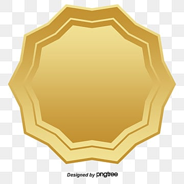 Bottom gold, gold circle, round, Bottom Gold, Gold Circle, Round PNG and PSD
