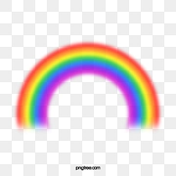 Rainbow Png Images Vector And Psd Files Free Download On Pngtree