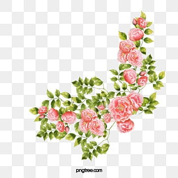 Flower Corner Png Images Vectors And Psd Files Free Download On