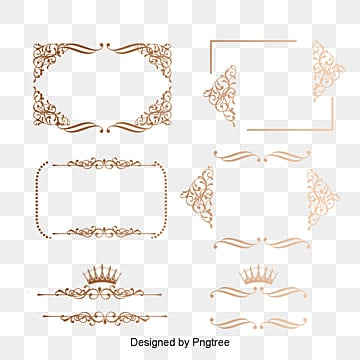 frame,Euporean pattern,European Border,Dividing line, Frame, Euporean Pattern, European Border PNG and Vector