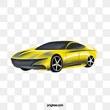 car Free PNG and PSD