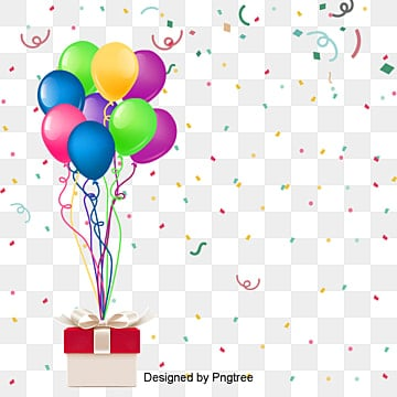 882 free birthday party png images