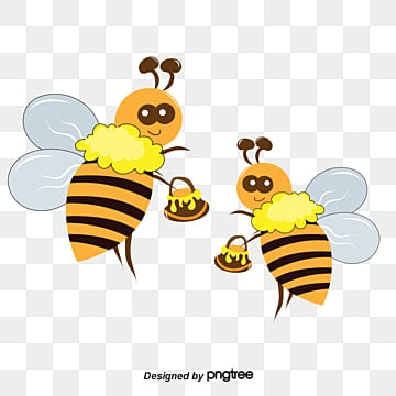 Bee Fly Animal PNG And PSD