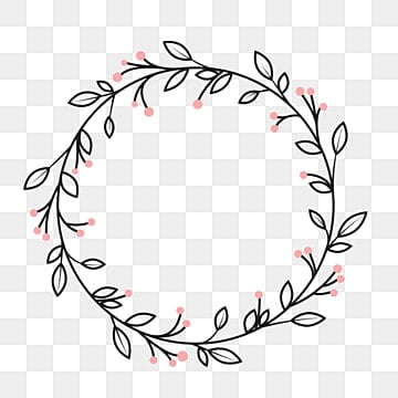 Wedding decoration png images vectors and psd files free wreath cartoon creative wedding decoration material wreath png and psd junglespirit Choice Image