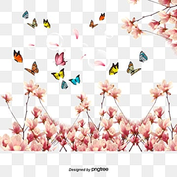 Cherry blossom png vectors psd and clipart for free download sakura flowers butterfly cherry blossom petals squid butterfly png and psd mightylinksfo
