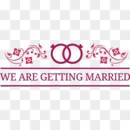 Pattern rings wedding, Love, Wedding, Wedding Label PNG and Vector
