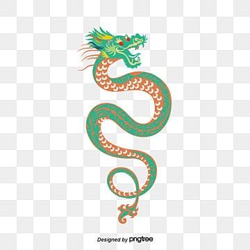 Cor de gráfico de vetor de animais, Design De Moda, Dragon, T - ShirtPNG e Vector
