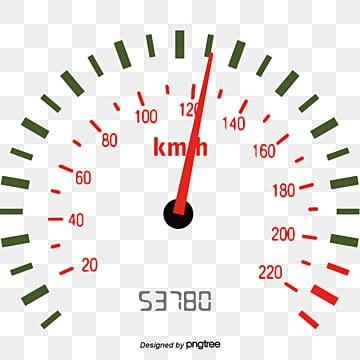 измеритель скорости движения транспортного средства, циферблат, метр, цифровойPNG и вектор