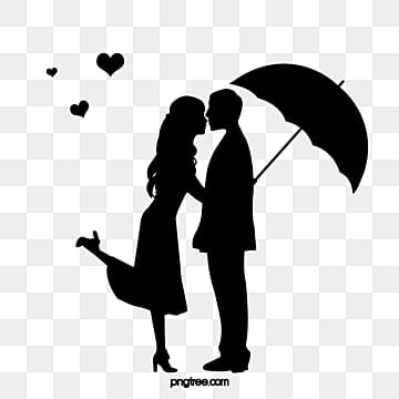 couple silhouette png images vectors and psd files free download