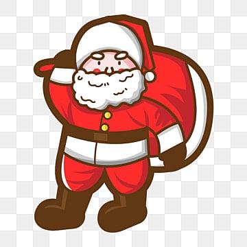 santa claus santa claus creative christmas festival png image and clipart - Pictures Santa Claus