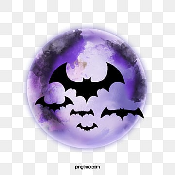 Halloween, Winter, Earth, Purple PNG Image