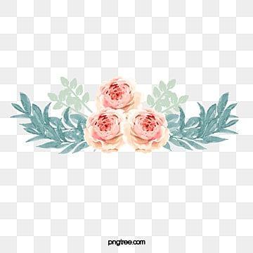 Pink flower png images vectors and psd files free download on watercolor flowers watercolor clipart watercolor flowers pink flowers png image and clipart mightylinksfo