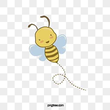 bee clipart download free png format clipart images on pngtree rh pngtree com cute honey bee clipart cute bee clipart free