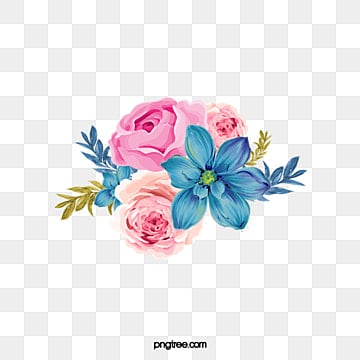 Blue flowers png vectors psd and clipart for free download pngtree flowers pink flowers blue png image and clipart mightylinksfo