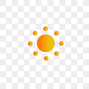 Sun rays, Vector, Hand Painted, AI PNG and Vector