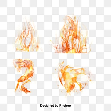 fire, Golden, Flame PNG and PSD