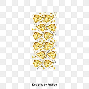 Golden Rose Png Images Vectors And Psd Files Free