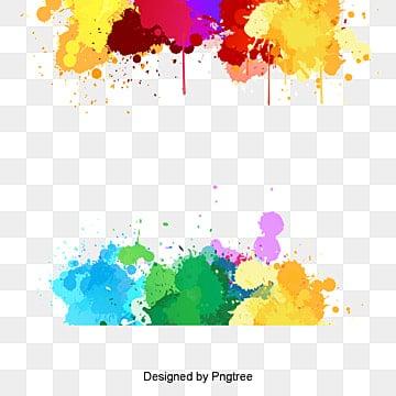 Cor - pigmento, Pigmento, Color, SplashPNG e PSD