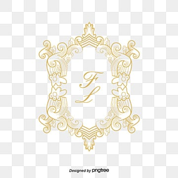 Wedding logo design, Wedding Logo Design, Yellow, Wedding PNG and PSD