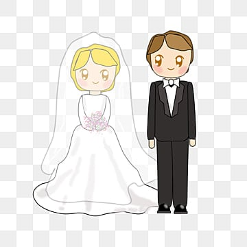 Groom And Bride Png Vectors Psd And Icons For Free