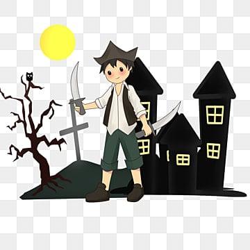 Vector Halloween, Halloween, Vector, Poster PNG and Vector