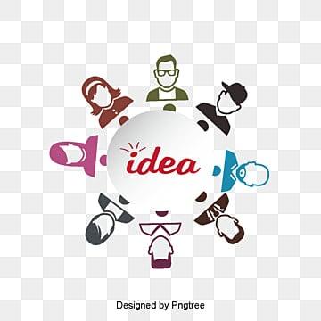 Um Grupo de pessoas, Pessoas De Negócios, Vector De Material, Pessoas De Negócios DownloadPNG e Vector