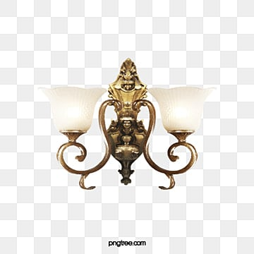 Continental Wall Lamp Lamps PNG Image And Clipart