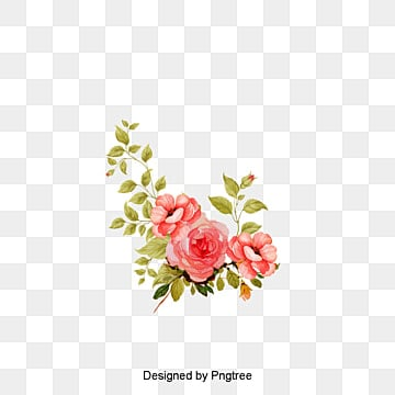Flowers vector material, Flowers Vector Material, Green, Flower PNG and Vector