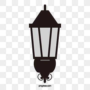 Wall Lights Light Black Decoration PNG Image And Clipart
