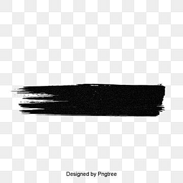 эффект кисти, кисть клипарт, Пишущая кисть, кисть эффект PNG и PSD