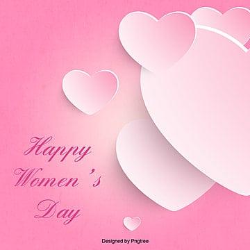 Dia Da mulher., As Mulheres., Purple Flower, A Primavera FloresImagem PNG