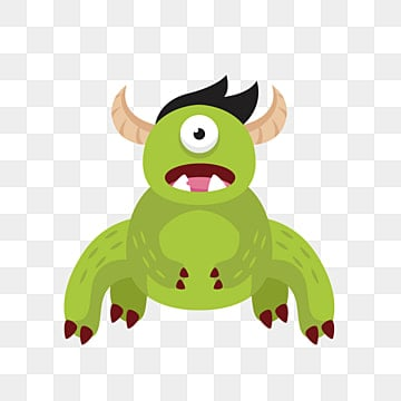 cartoon monster png vectors psd and clipart for free download