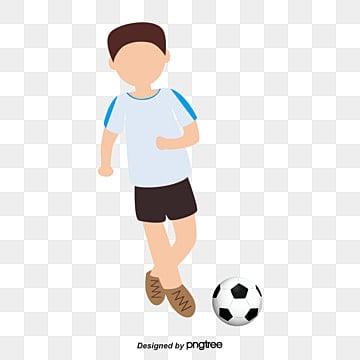 Gambar Bermain Sepak Bola Png Vektor Psd Dan Untuk Muat Turun Percuma Pngtree