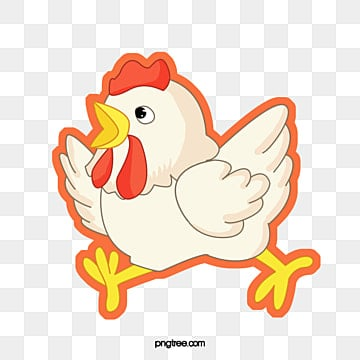 Cartoon Chicken Png Vector Psd And Clipart With Transparent Background For Free Download Pngtree