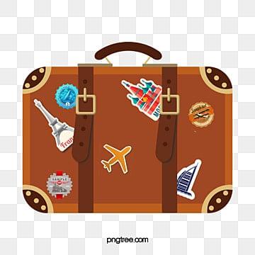 Mala De Viagem Png Images Vetores E Arquivos Psd Download