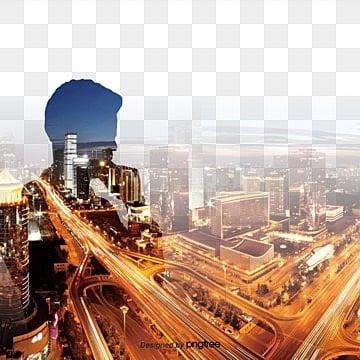 Sombras de Homens, A Cidade., Cidades, Um Aperto De Mão PNG Image and Clipart